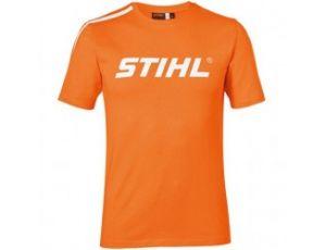 Majica STIHL kratka oranžna