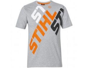 Majica Stihl kratka večbarvna