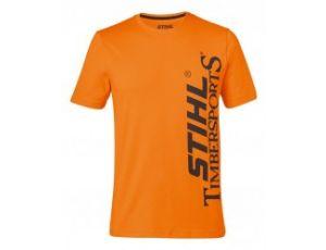 Majica Stihl Timbersports oranžna