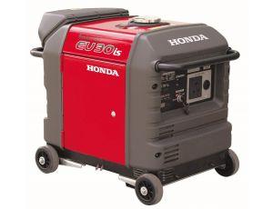 Visokotehnološki prenosni agregat Honda EU30iS