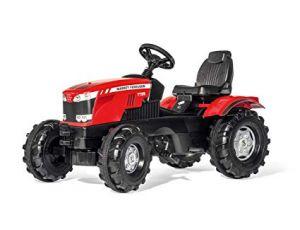Traktor na pedala Massey Ferguson 8650