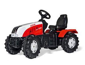 Traktor na pedala Steyr CVT 6240