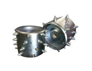 Kolesa BCS špičasta železna 4x400