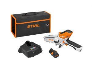 SET - Baterijska enoročna žaga Stihl GTA 26